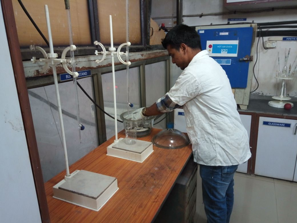 MATERIAL CHEMICAL TEST