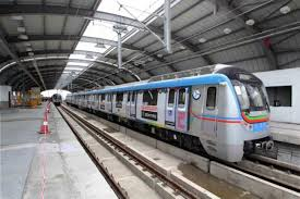 METRO RAIL  PROJECTS